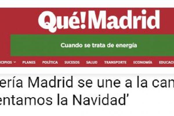 QUÉ! MADRID
