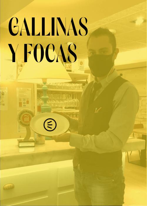 GALLINAS Y FOCAS