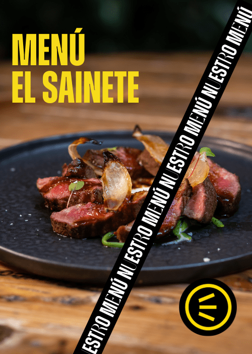 menu el sainete